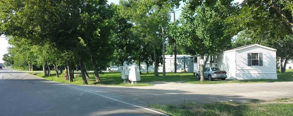Check out our large lots with plenty of shade trees